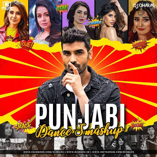 Punjabi Dance Smashup – DJ Dharak