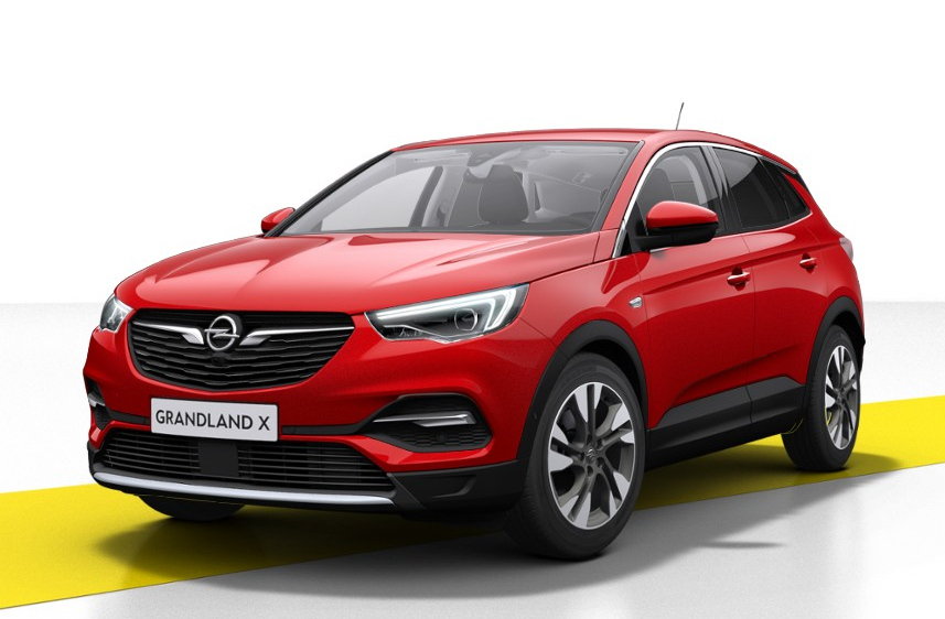 Opel Grandland X 2018 Couleurs Colors