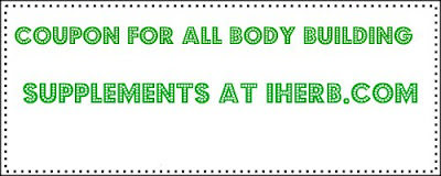 iherb coupon body building