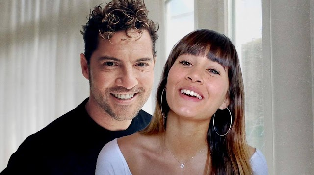 """David Bisbal y Aitana colaboran juntos en """"Si Tú La Quieres"""""""