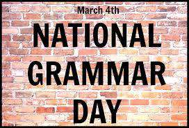 National Grammar Day Wishes pics free download