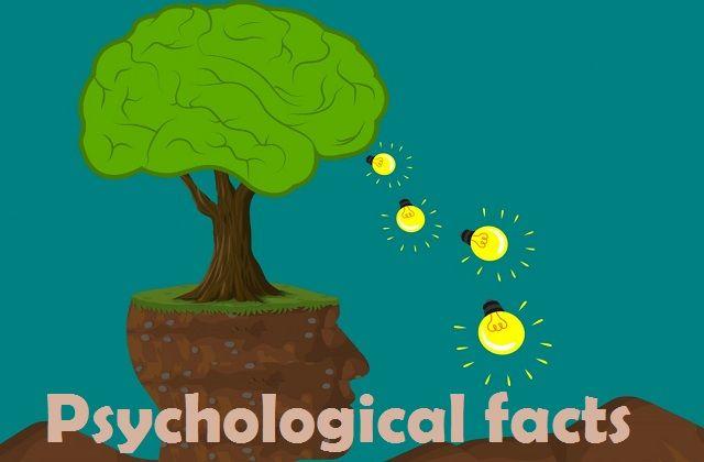 Amazing Psychological Facts