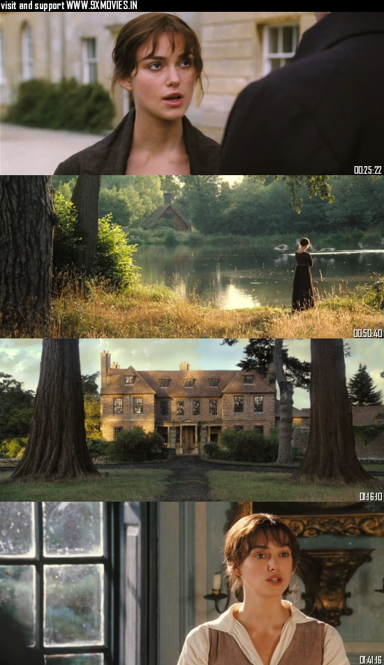 Pride and Prejudice 2005 Dual Audio Hindi 480p BluRay 500MB