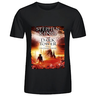 Stephen King, Dark Tower, T Shirt, Stephen King T Shirts, Stephen King Store