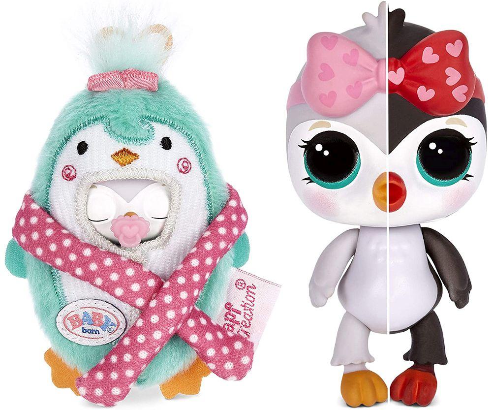 Игрушка пингвин New Baby Born Surprise Pets Penguin