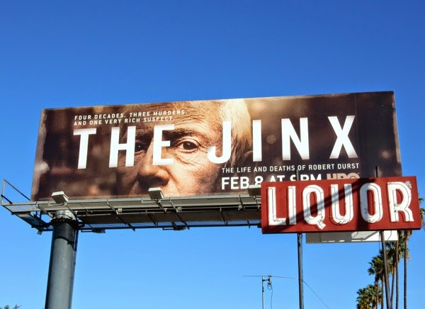The Jinx season 1 billboard