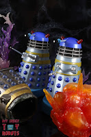 Doctor Who 'The Jungles of Mechanus' Dalek Set 33