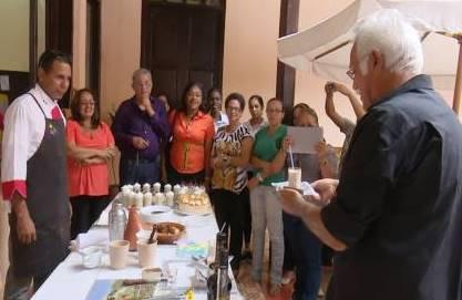 Embajadores de Los Caminos del Café presentan productos turísticos