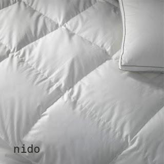 Relleno nordico Nido de Duvedecor