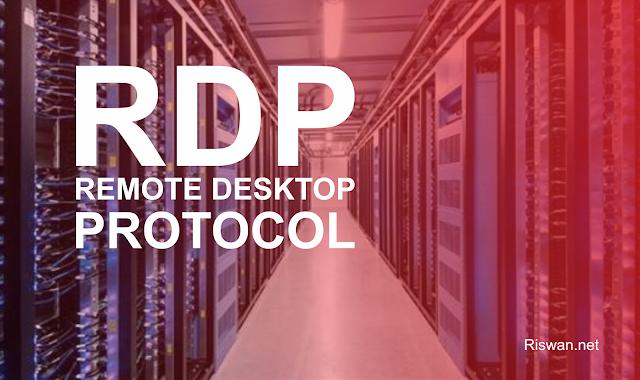 Cara Transfer atau Copy File dari Komputer ke RDP - Riswan.net