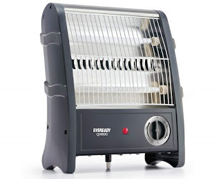 Eveready QH800 800-Watt Room Heater