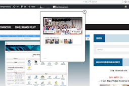 Cara Memasang Widget Facebook Melayang HTML