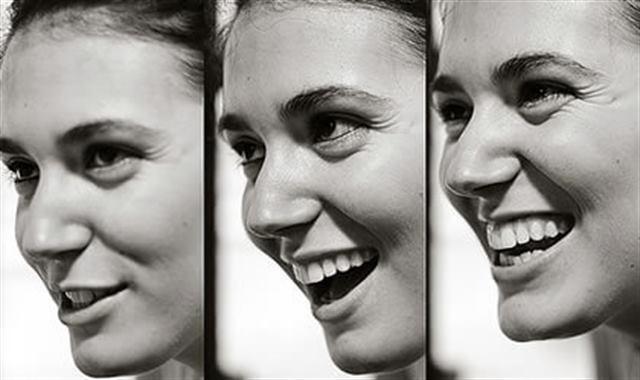 هل الإبتسامة صادقة ام مزيفة - لغة العيون - لغة الجسد