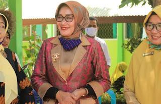 Ketua dan Jajaran Pengurus GOW Turun Silaturahim di 25 SD/MI se-Kota Bima
