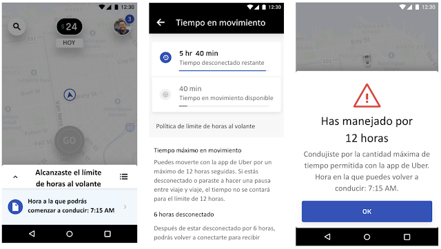 "Promueve UBER ""calles más seguras"""