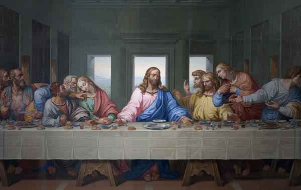 Το τελευταίο Δείπνο του Ιησού
