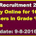 RBI Recruitment 2016 Apply Online for 163 Officers in Grade 'B' Posts