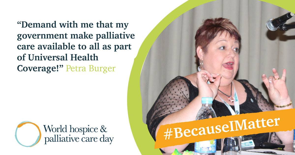 World Hospice and Palliative Care Day Wishes Lovely Pics