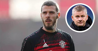 'He's a man that we really rely on': Solskjaer backs De Gea