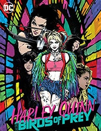 Harley Quinn and the Birds of Prey