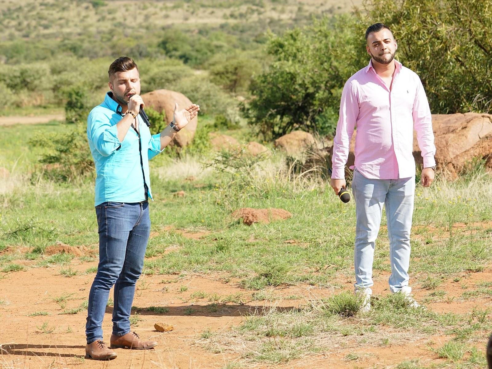 David and michael naughty duett