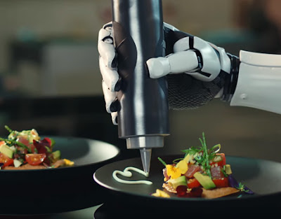 The World's First Robotic Kitchen