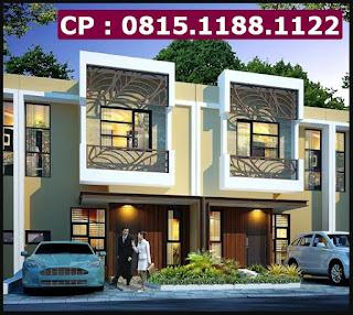 Rumah Tangerang Murah, Rumah Minimalis Sederhana, WA 0815.1188.1122
