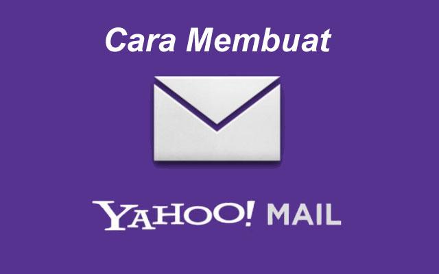 cara membuat yahoo mail