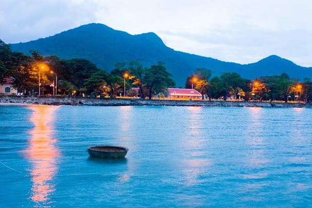 Con Dao island.