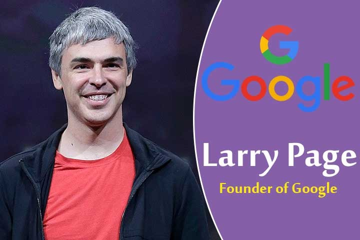 Larry Page: $50.8 Billion