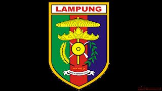 lambang logo provinsi lampung png transparan - kanalmu