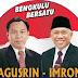 Agusrin-Imron Janjikan Kejayaan Sepakbola Bengkulu