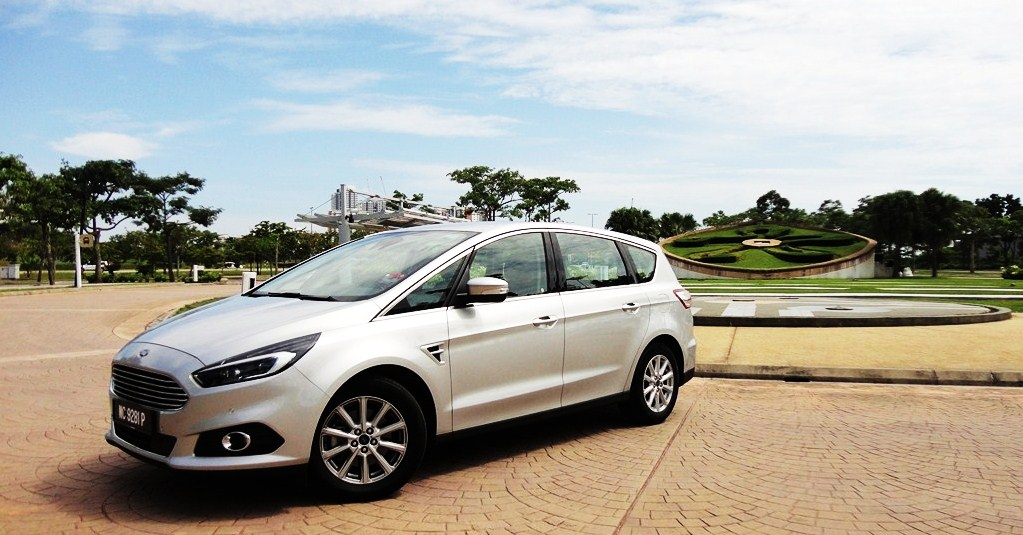 motoring-malaysia: test drive: the 2016 ford s-max 2.0l ecoboost