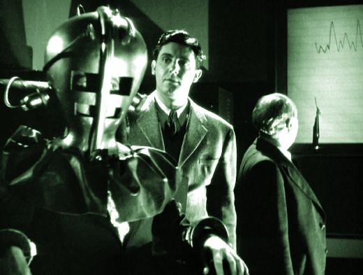 Still, The Devil Commands, 1941