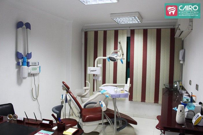 عيادات الأسنان في مصر عيادة كايرو دينتال كلينك للأسنان دكتور أسنان