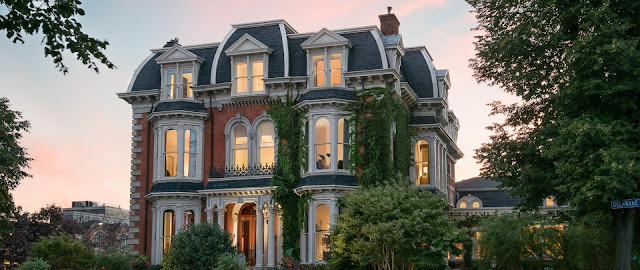 Mansion on Delaware Avenue is downtown Buffalo's first & only AAA 4 Diamond luxury hotel. Enjoy historic architecture with modern elegance & comforts.