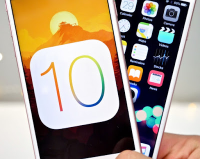 Fakta iOS 10 dari Apple