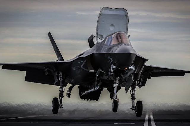 Pentagon approves Singapore to buy F-35B stealth fighter