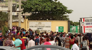 Drama As NIN Worker Who Extorts UTME Candidates In Nassarawa Is Exposed