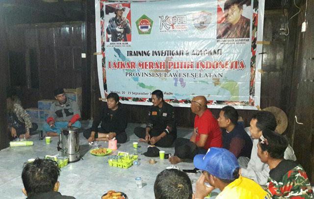 Kopel Indonesia dan Lmpi Sulsel Cetak Investigator dan Advokasi di Kawasan Wisata Malino Gowa