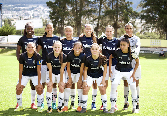 Dragonas IDV invictas y punteras absolutas en el inicio de la Superliga Femenina de fútbol