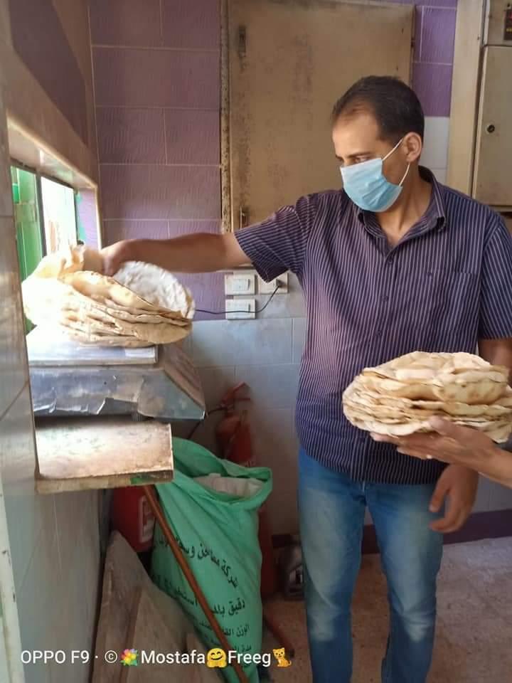 إغلاق مخبز بدمنهور وضبط 900 كيلو سكر تمويني مدعم بمخزنين لإنتاج العصائر بادكو