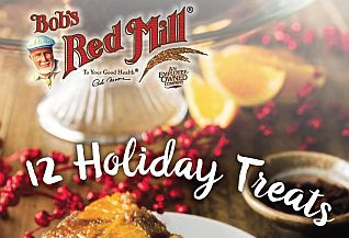 Image: Bob's Red Mill 12 Holiday Treats eBook