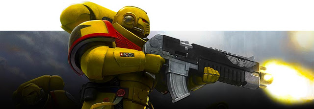 Puños Imperiales Warhammer 40000