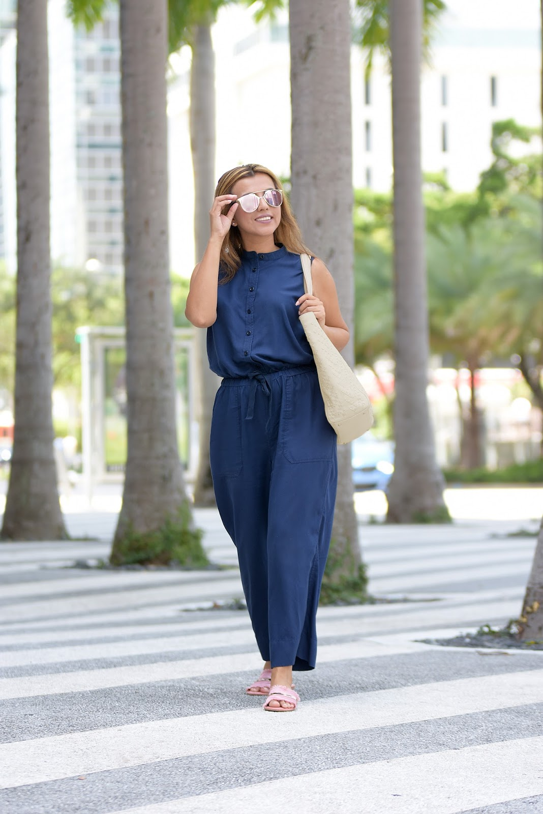 Easy To Stay Stylish Even In The Heat by Mari Estilo ft. Lauren Ralph Lauren