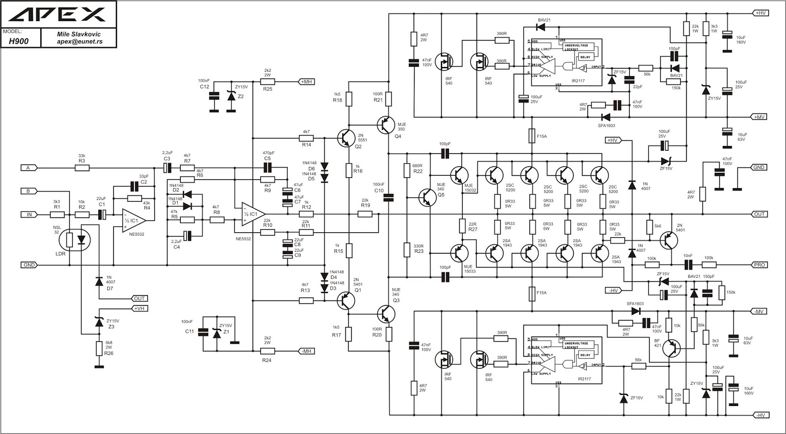 8 Channel Car Audio Wiring Diagrams. Diagram. Auto Wiring