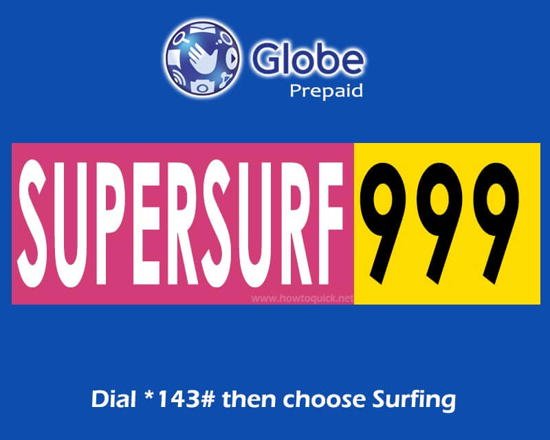 SUPERSURF999