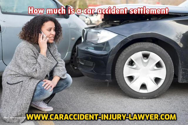 How much is a car accident settlement