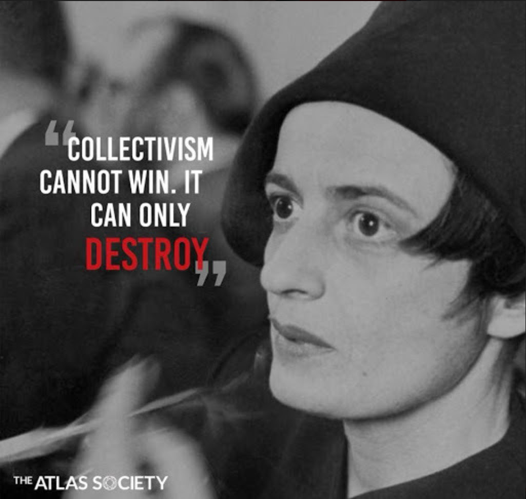 Ayn Rand on Collectivism