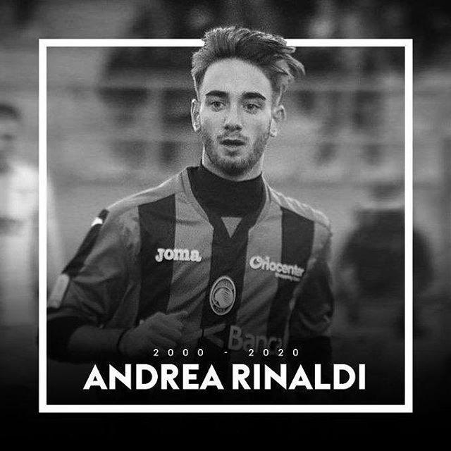 Rest In Peace Andrea Rinaldi